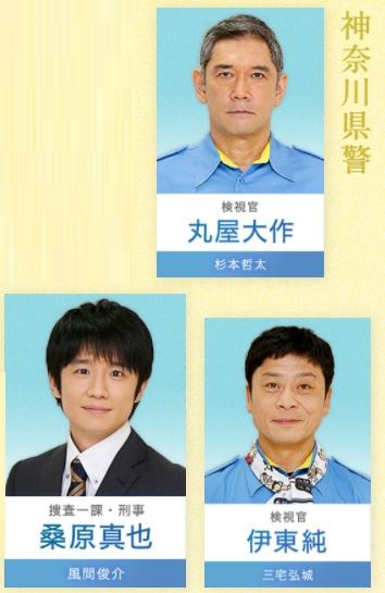 監察医朝顔相関図3