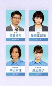 監察医朝顔相関図6